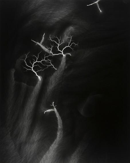 Hiroshi Sugimoto, de la serie Lightning Fields.