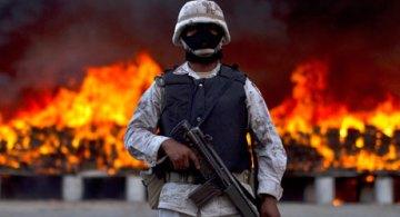 La guerra... © The Guardian.
