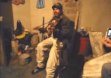 Don Arcadio, sonero de Puerto Grande, Hidalgo.