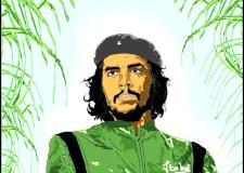 Che verde. Ilustración de Itobé.