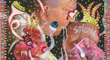 Stigma © Rubén Bonet