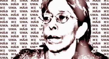 Regina Martínez, periodista de la revista Proceso, asesinada.