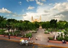 La pujante ciudad Blanco Trópico.
