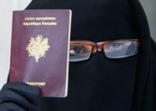 Francesa y musulmana...