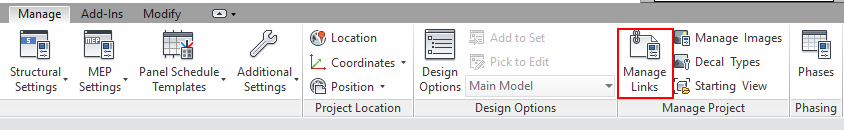 export revit models