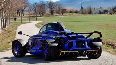 Tramontana GT Sports Car - Revivaler