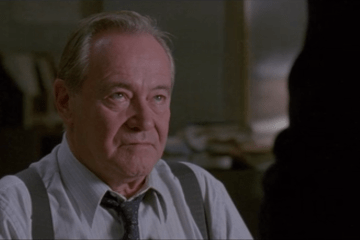 Jack Lemmon in Glengarry Glen Ross