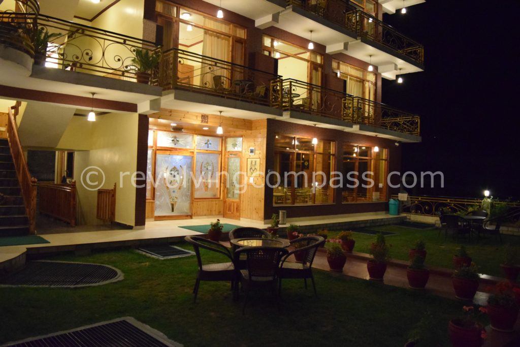 Delighful stay at hotel Snow Peak Retreat Manali