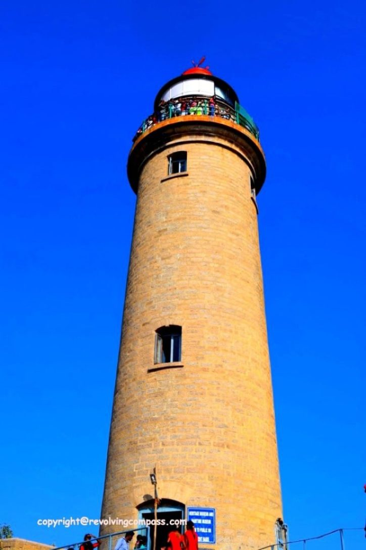 Lighthouse : Things to see in Mahabalipuram