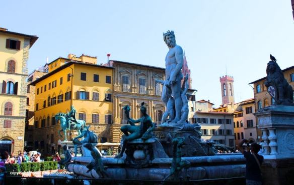 tour of florence