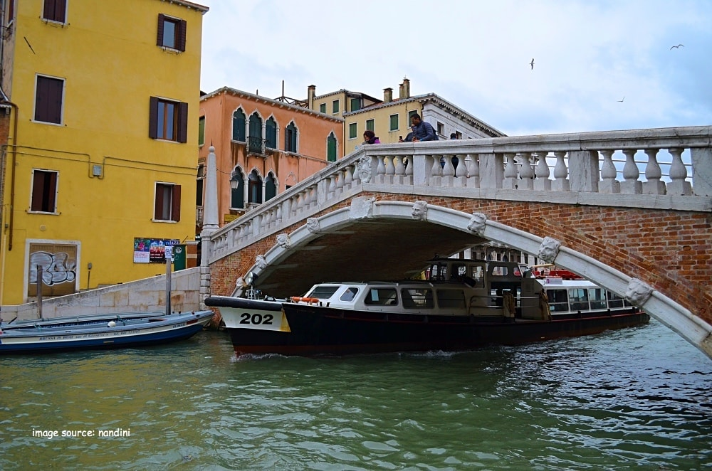 A Venice walking tour