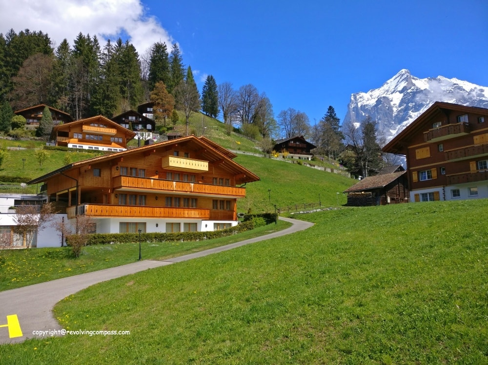 A day trip from Lucerne to Grindelwald