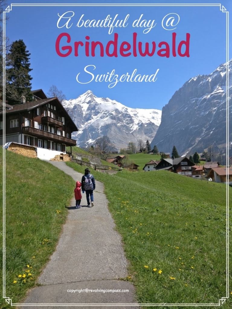 Grindelwald | A day trip from Lucerne to Grindelwald | Picnic in the grasslands of Grindelwald | A beautiful day | Switzerland | Europe