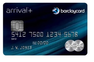 Barclaycard Arrival Plus World MasterCard