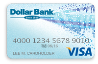 Dollar Bank Visa