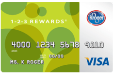 Kroger Rewards Visa