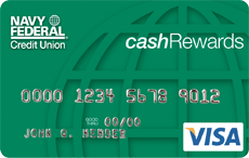 Navy Federal Cash Rewards Visa