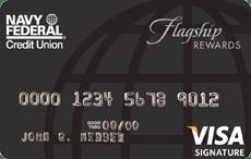 Navy Federal Flagship Rewards Visa