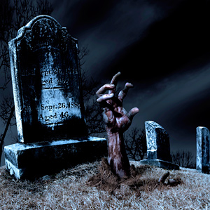 hand-grave