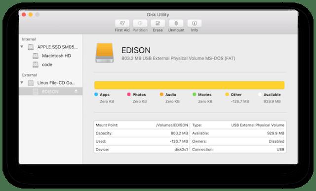 disk_util_edison