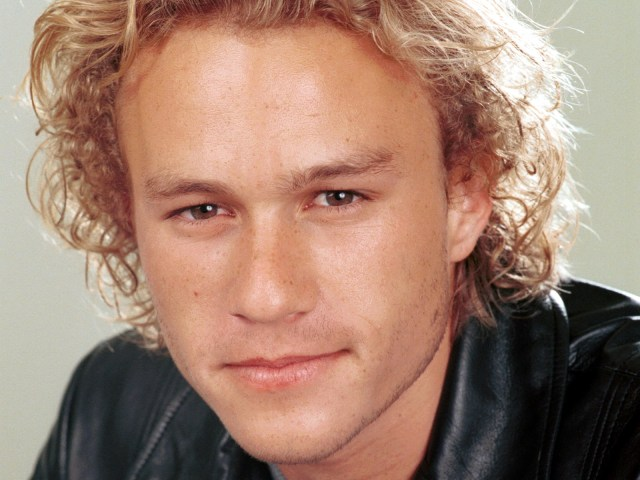 I could not find a suitably funny picture of a Ledger, so I have opted for this picture of Heath Ledger.