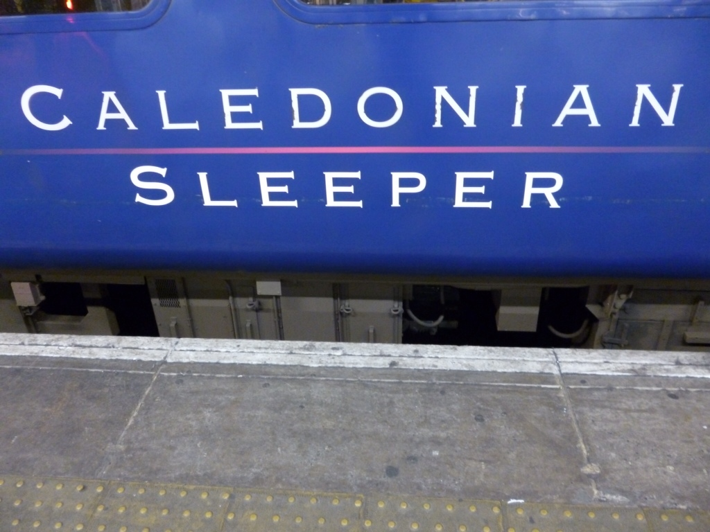Review: The Caledonian Sleeper Train
