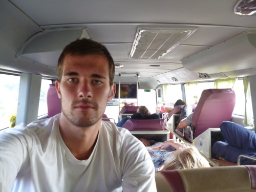 Hue to Hanoi: The Bus Journey that almost broke me