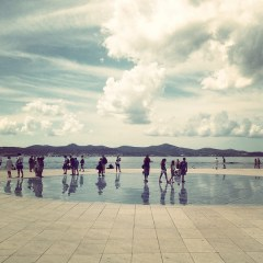 Backpacking Croatia: Day 5 Part 2: A Monster Lurks in Zadar