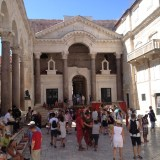 Diocletian's Palace: A Walking Tour in Pictures