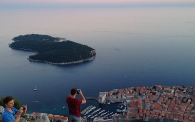 When I Became The Latest Attraction in Dubrovnik…