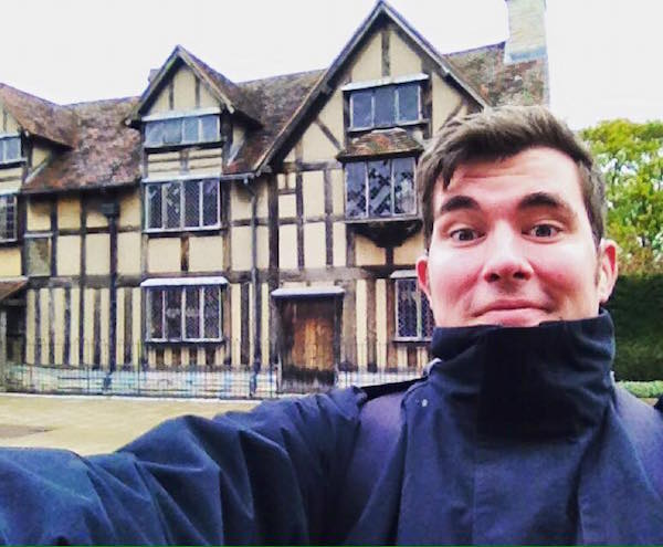 Stratford Upon Avon: A fleeting visit to Shakespeare