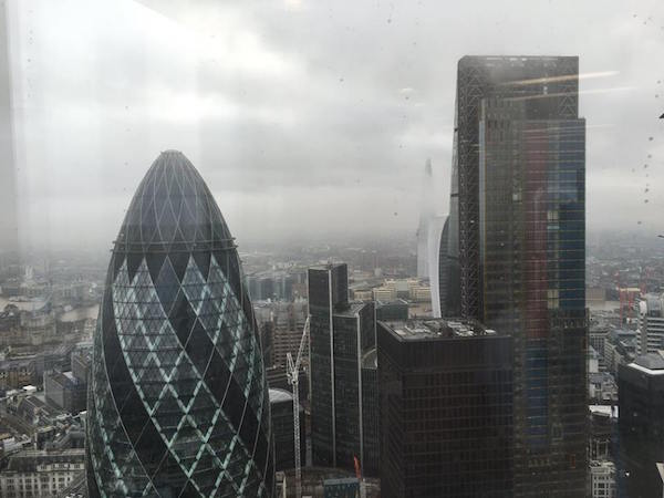 The London SkyRace