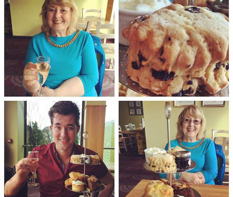 A Sparkling time at an Afternoon Tea in Hull
