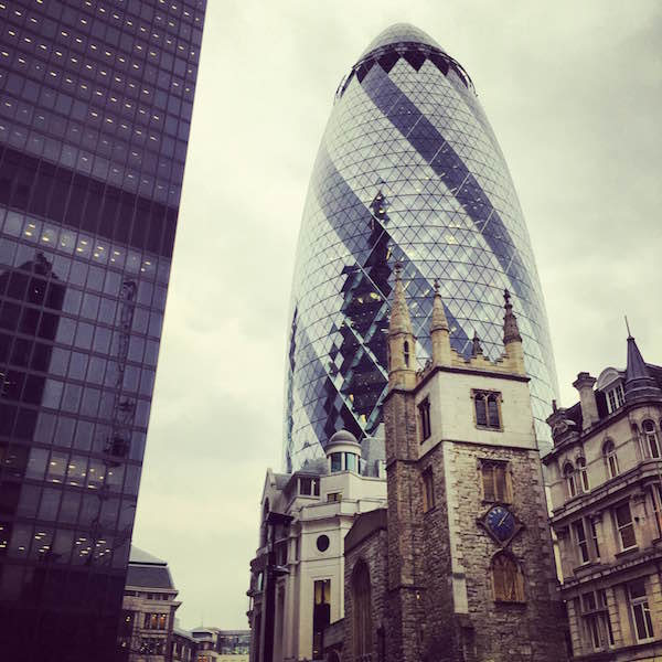 London in Photos: Aldgate