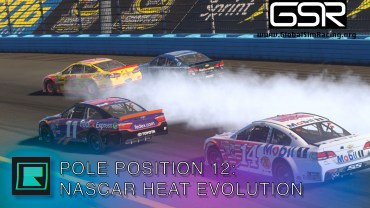 Pole Position 12 – It is in fact hard, turning left