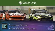 Assetto Corsa Xbox One First look