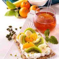 Früchtebrot für Diabetiker