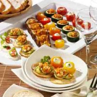 Snacks & Fingerfood: Leichte Sommersnacks