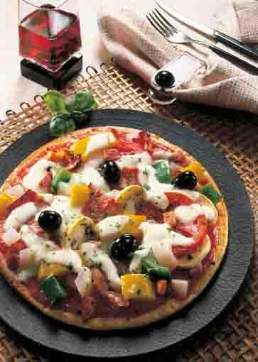 Feinschmecker-Pizza Italia Foto: Wirths PR