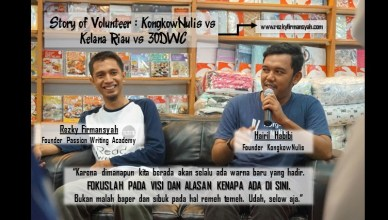 Story of Volunteer