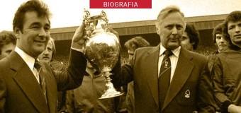Peter Taylor – prawa ręka Briana Clougha