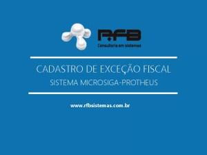 Consultoria Totvs 12   RFB Sistemas