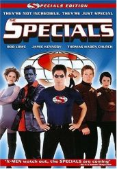 Wednesday Double Features- - Superhero Comedy - The Specials