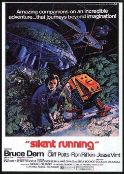Wednesday Double Features - Seventies Science Fiction Silent Running