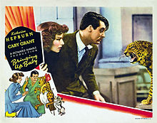 Bringing up Baby: Wednesday Double Feature: Cary Grant and Katherine Hepburn are Very Funny People