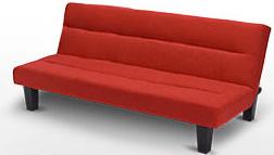 Red Futon