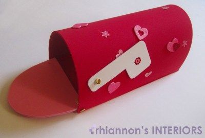Valentines Mailbox for 14 days of valentines copy