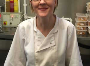 Chef Elizabeth Hunt