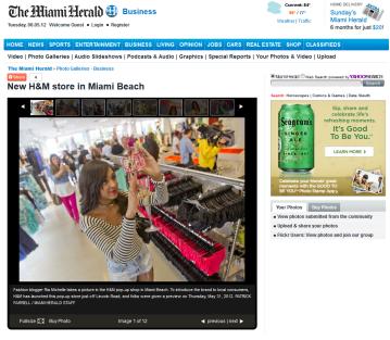 The Miami Herald Ria Michelle