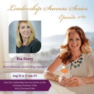 Leadership Success Series Interview